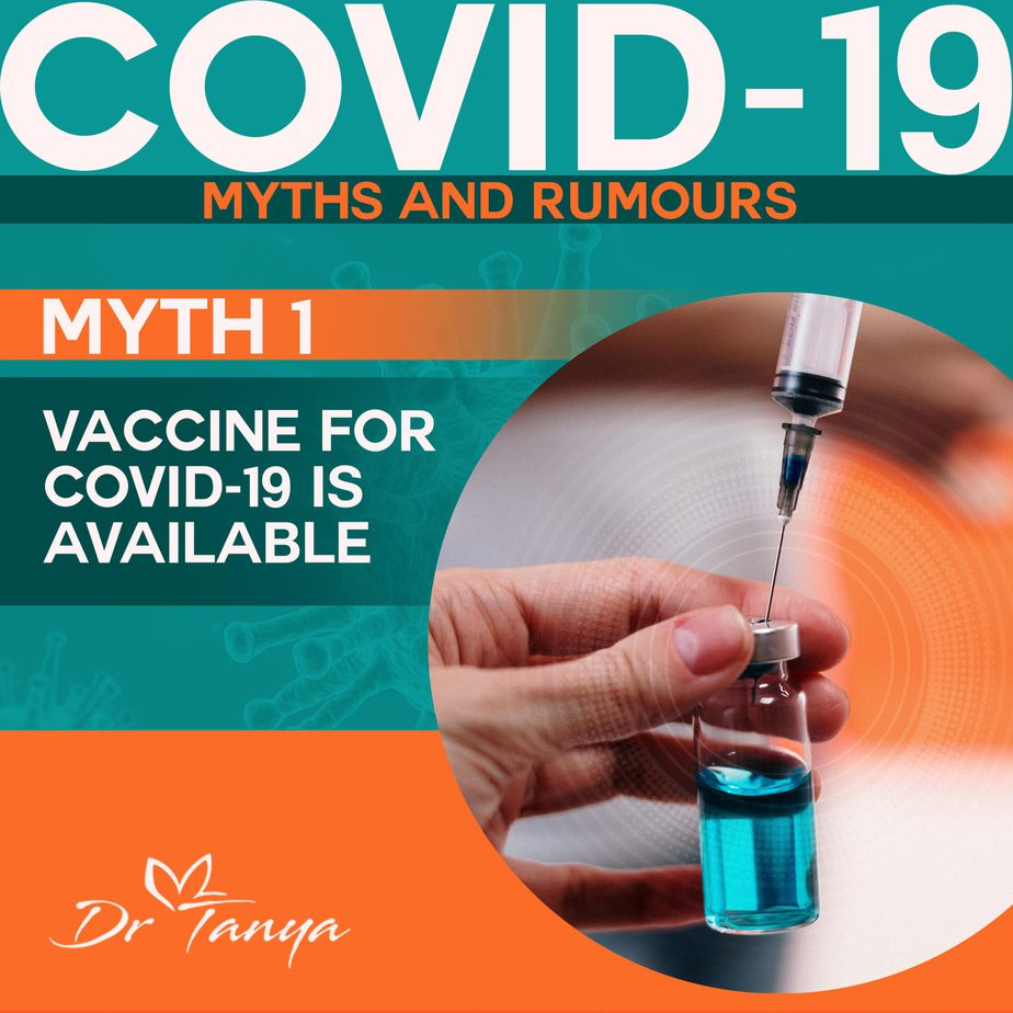 COVID-19 Myth Busters